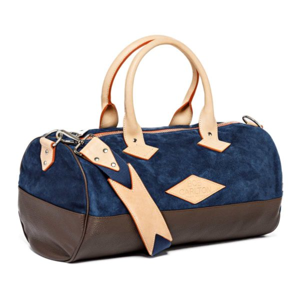 Overnight Leather travel bag color